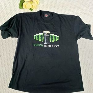 Guinness Beer Graphic T-Shirt Size XXL